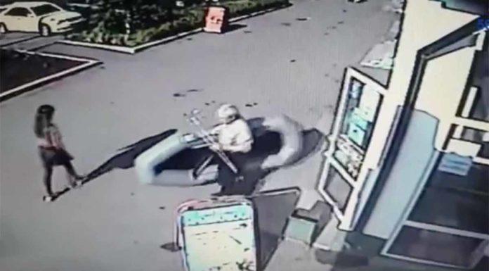 В Новотроицке объявлен в розыск подозреваемый в краже
