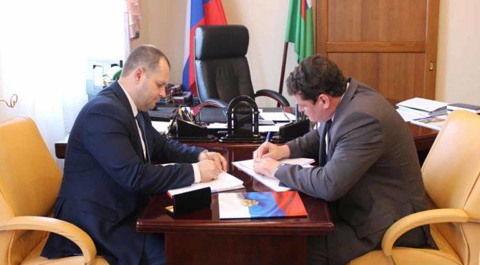 Алексей Очкалов и Василий Трофимов
