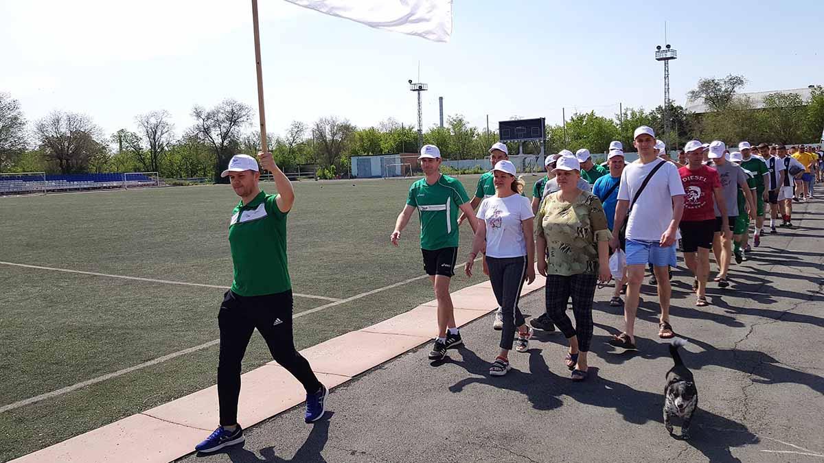 Команда Уральской Стали вновь стала лучшей на фестивале рабочего спорта