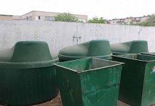 Сбор мусора в Орске