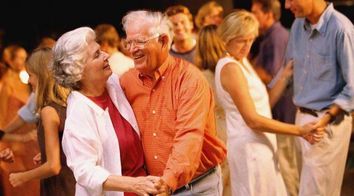 Пенсионеры старики