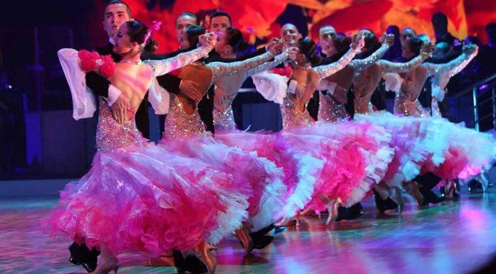 танцевальная команда «Формейшн Вера»