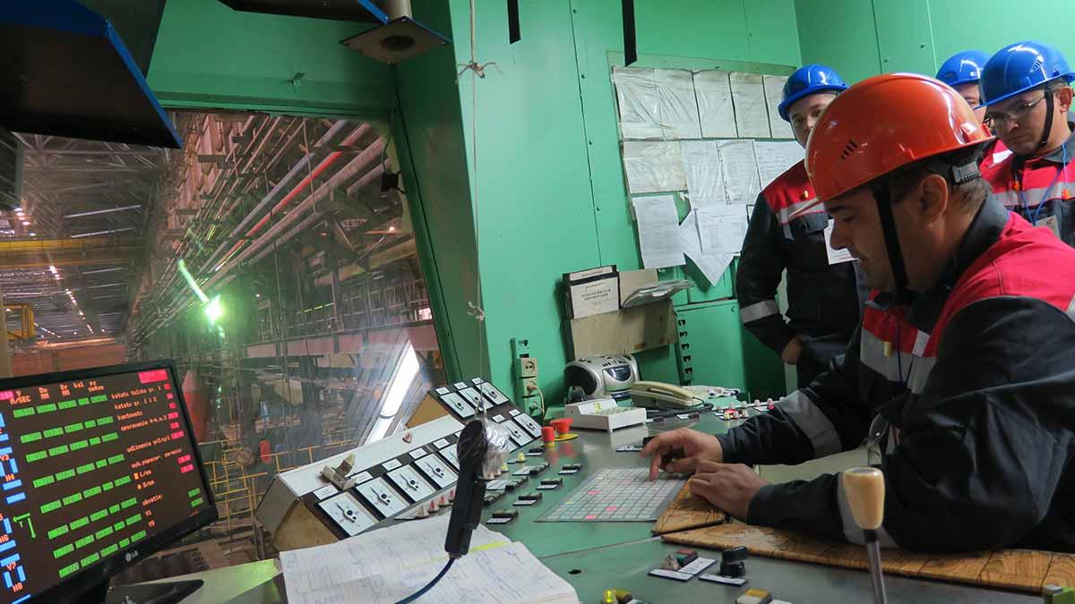 Конкурс профмастерства Металлоинвеста выявил лучших