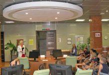 В библиотеке Крупской провели экологический урок «Урал - река жизни»