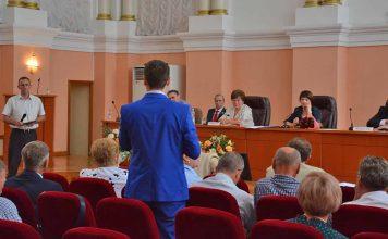 Общественная палата Оренбурга впервые собралась в полном составе
