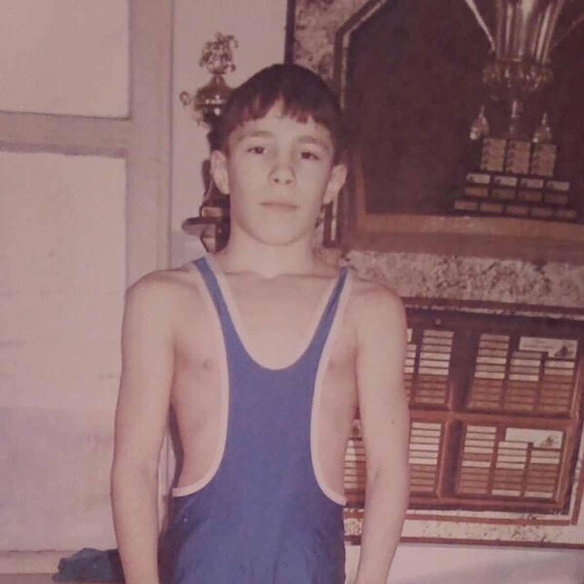 Роман Богатов рассказал о том, как пришел в спорт