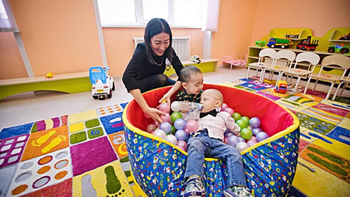 В Оренбуржье появилось 19 новых детских садов