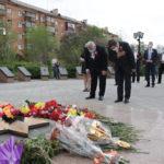 Металлурги Уральской Стали отмечают юбилей Великой Победы