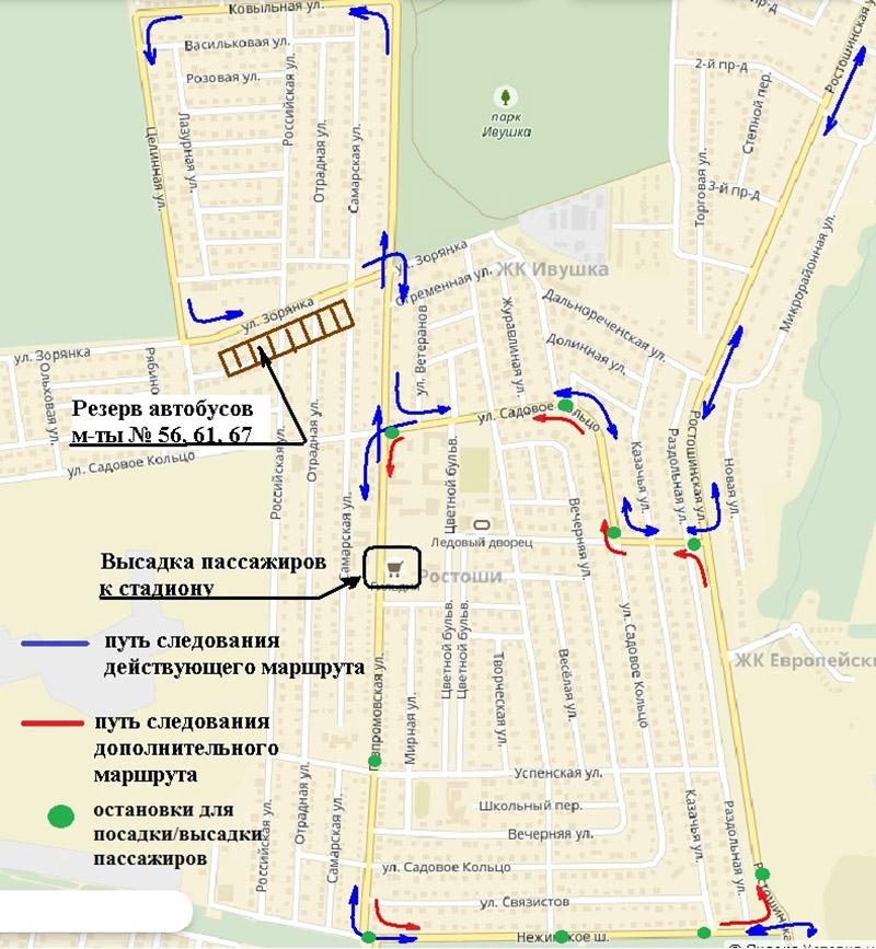 Москвы схема автобусных маршрутов